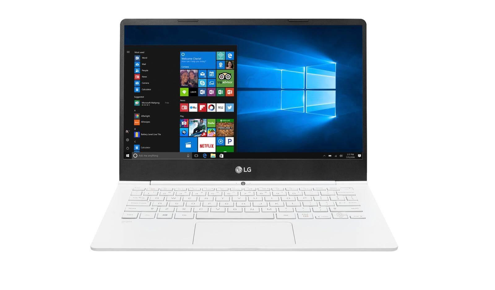 لپ تاپ ال جی LG gram-13Z970